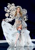 Martha Hunt at the Victoria's Secret fashion show in Shanghai, China