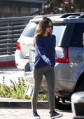 Megan Fox and Brian Austin Green spotted on a lunch date at Kristys restaurant in Malibu, California
