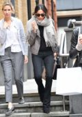 Meghan Markle is spotted Christmas shopping in London