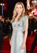 Michelle Pfeiffer attends the premiere of 'Murder on the Orient Express' in London