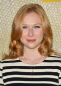 Molly Quinn at the premiere of 'The Long Road Home' in Los Angeles