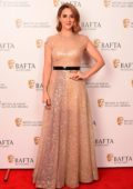 Morven Christie at the British Academy Scotland Awards in Glasgow, Scotland