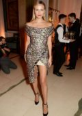 Natasha Poly at the Harper's Bazaar Women of the Year Awards in London