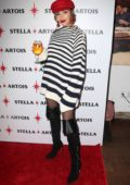 Olivia Culpo at the Stella Artois event in New York