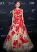 Olivia Jordan at Miss Universe 2017 held at Planet Hollywood Resort and Casinos in Las Vegas, Nevada