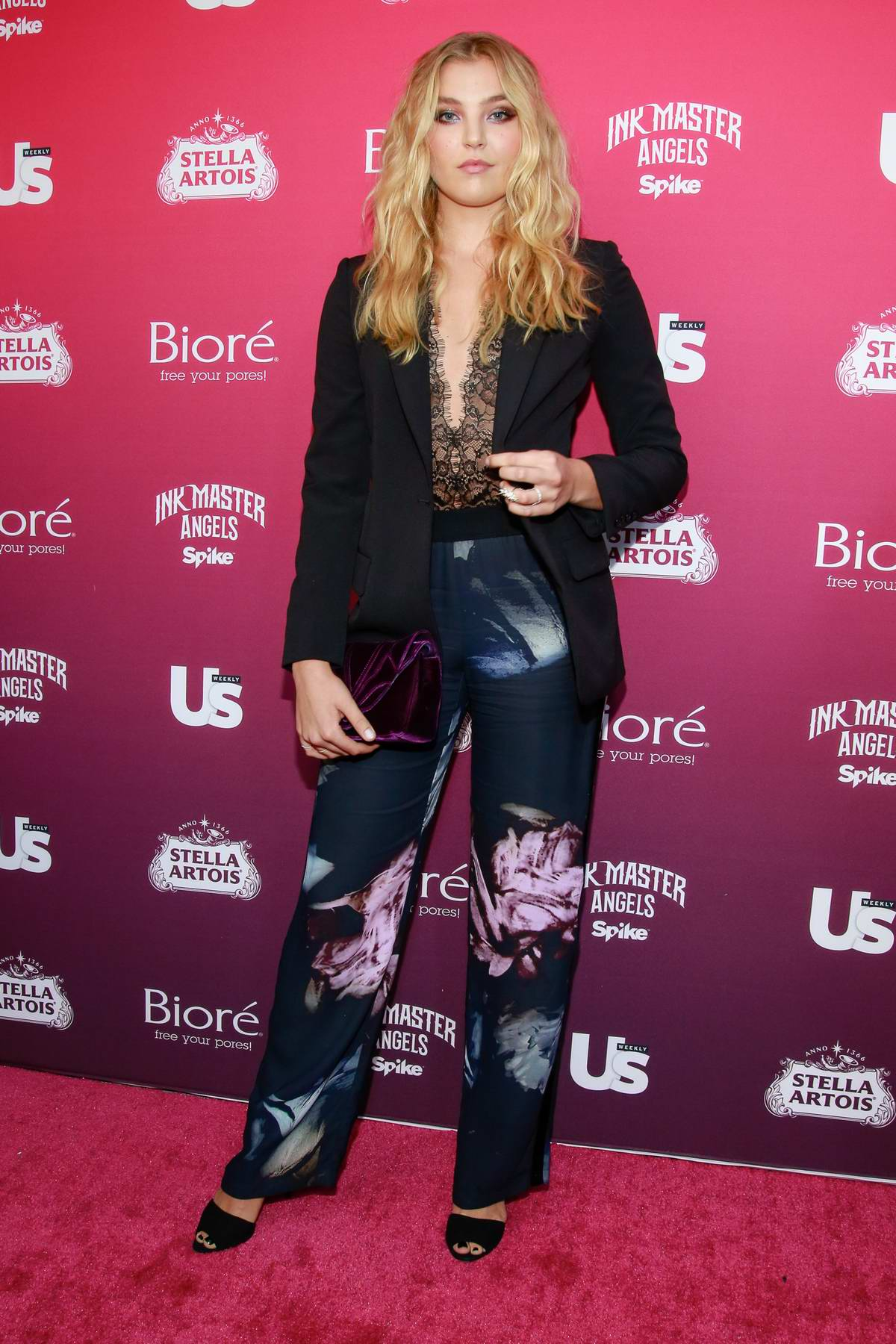 Rachel Hilbert at US Weekly's Most Stylish New Yorkers Party 2017 in New York