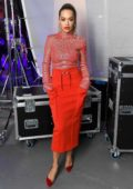 Rita Ora at Velocity 'On Set with Viacom' showcase held at Ambika in London