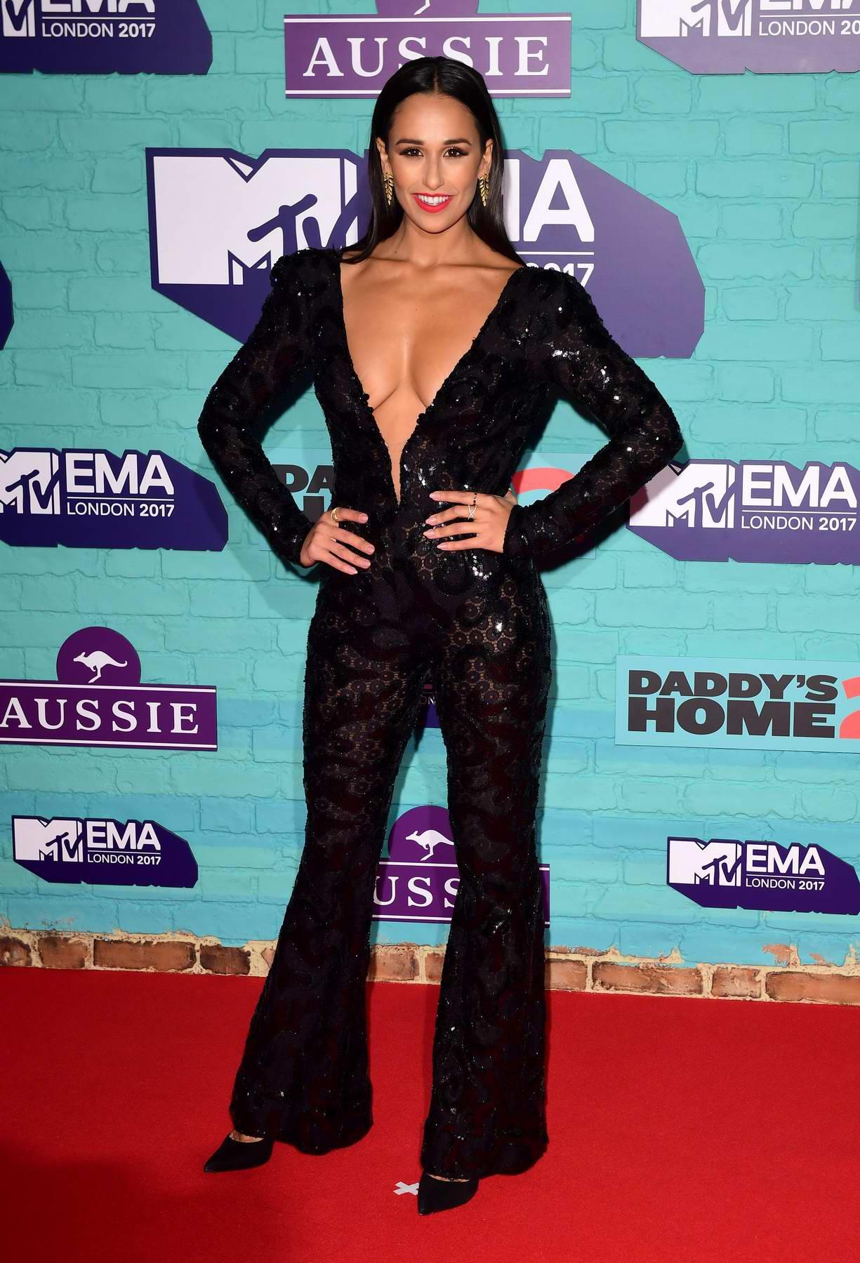 Rita Pereira at the 24th MTV Europe Music Awards held at SSE Arena Wembley in London