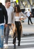 Selena Gomez attends Saturday Church service before heading out in Toluca Lake, Los Angeles