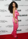 Zendaya Coleman at at the Glamour Women Of The Year Awards in New York