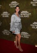Aly Raisman at Sports Illustrated Swimsuit Island at the W Hotel in Miami, Florida
