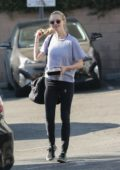Amanda Seyfried grabs lunch with Busy Philipps and other friends in West Hollywood, Los Angeles