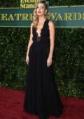 Annabelle Wallis at the Evening Standard Theatre Awards in London