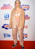Anne-Marie Rose Nicholson at Capital's Jingle Bell Ball at the O2 Arena in London