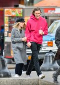 Dakota Fanning holding hands with new boyfriend Henry Frye while out in New York City