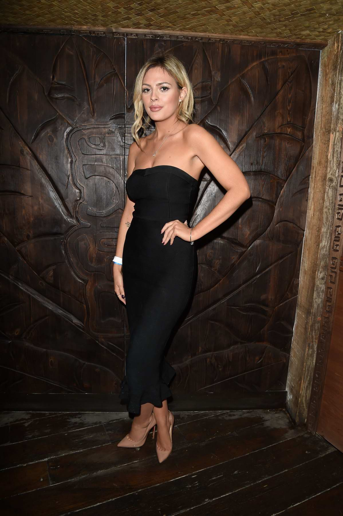 Danielle Sellers at the Influencer Launch Party at Mahiki Kensington in London
