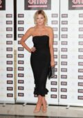 Danielle Sellers attends the Urban Music Awards at Porchester Hall in London