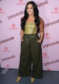 Demi Lovato at Refinery29 29Rooms Los Angeles Turn It Into Art at ROW DTLA in Los Angeles