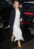 Diane Kruger arrives at 'Good Morning America' in New York City