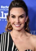 Elizabeth Chambers at Kirk Douglas Award of Excellence in Film in Santa Barbara, California