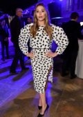 Elizabeth Olsen attends the 'Wind River' cocktail party in Los Angeles