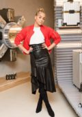 Jasmine Sanders at Rimowa x Alexandre Arnault Pop-Up event in Los Angeles