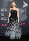 "Jessica Chastain attends ""Molly's Game"" New York Premiere at AMC Loews Lincoln Square in New York"