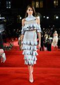 Kaia Gerber at The British Fashion Awards 2017 in partnership with Swarovski held at the Royal Albert Hall in London
