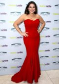 Kelly Brook at Teens Unite - Ten Year Tale Fundraising Gala in London