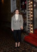 Kelly Brook attends Blue-Green - Secret Gig in London