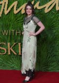 Maisie Williams at The British Fashion Awards 2017 in partnership with Swarovski held at the Royal Albert Hall in London