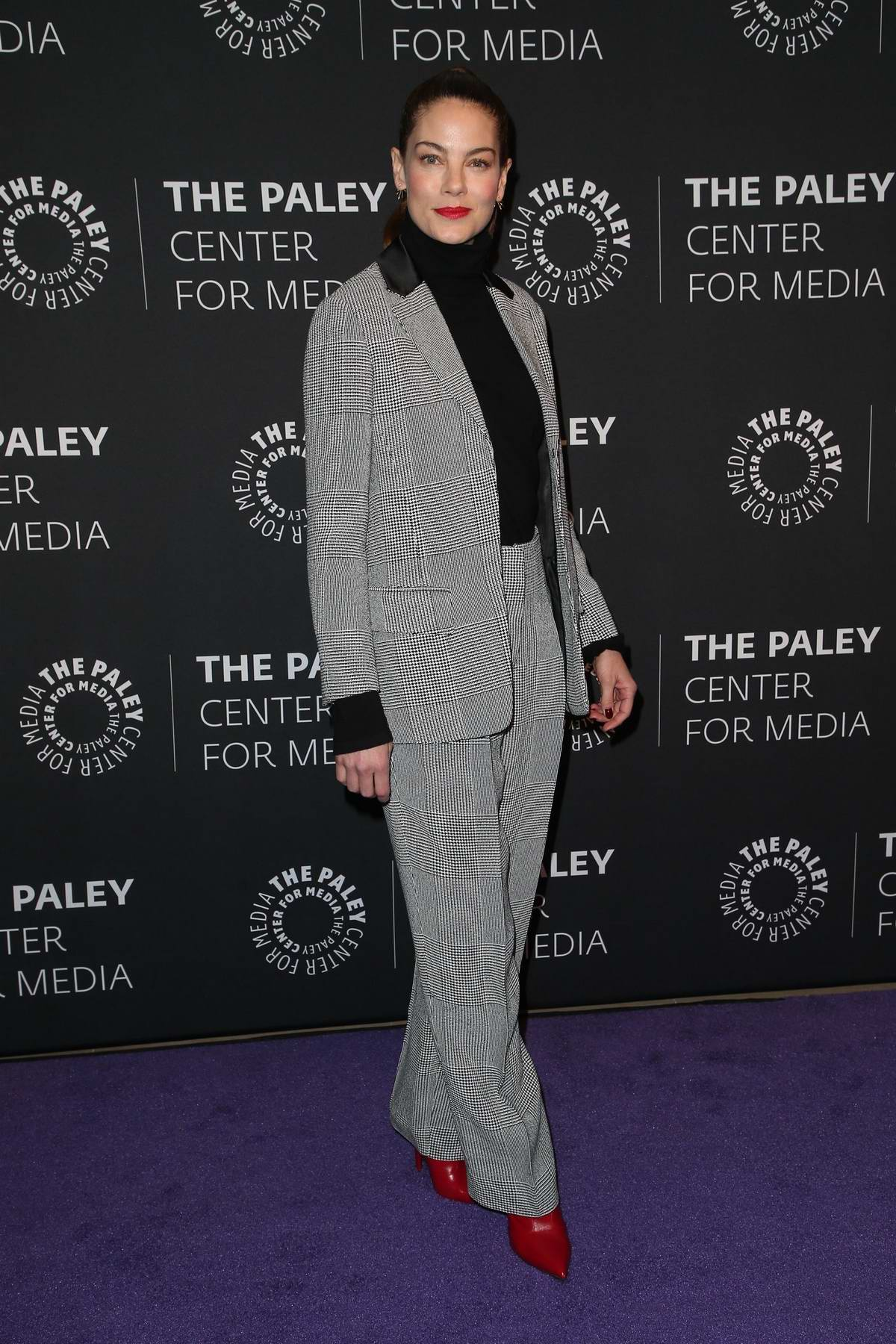 Michelle Monaghan at 'The Path' season 3 premiere at The Paley Center in Beverly Hills, Los Angeles