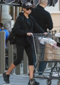 Naya Rivera seen for the first time since filing for divorce again to Ryan Dorsey