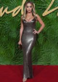 Rita Ora attends The British Fashion Awards 2017 in partnership with Swarovski held at the Royal Albert Hall in London
