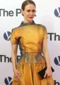 Sarah Paulson attends 'The Post' film premiere in Washington DC