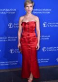 Scarlett Johansson at the American Museum of Natural History Gala in New York