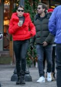 Sofia Richie and Scott Disick get ready to spend New Year's Eve together in Aspen, Colorado
