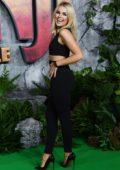 Tallia Storm at Jumanji - Welcome To The Jungle UK premiere in London