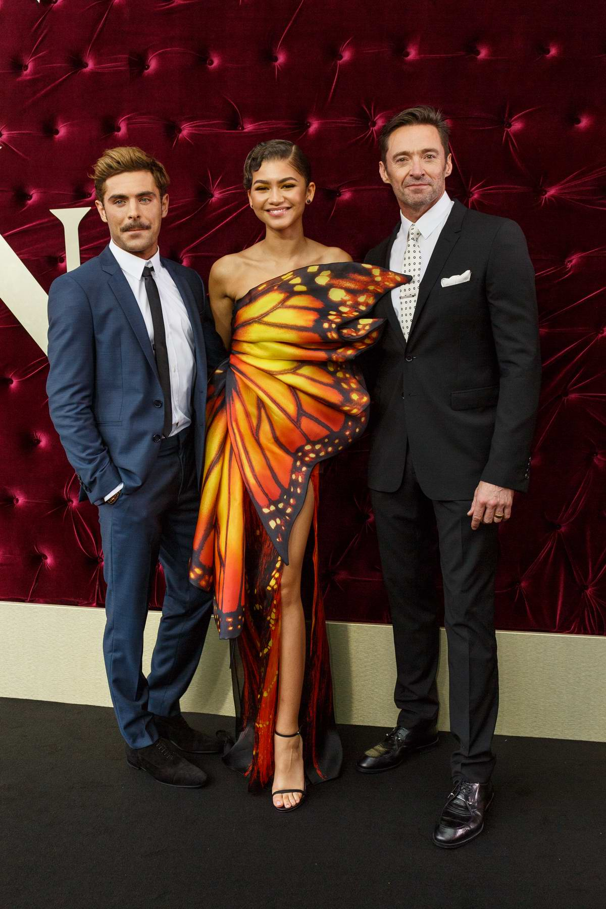 Zendaya Coleman At The Greatest Showman Premiere In