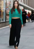 Ashley Graham visits AOL Build Series in New York City