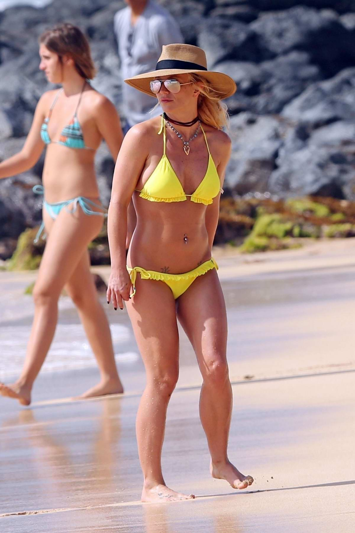 Opinion you britney spears bikini really. was