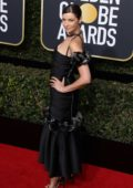 Caitriona Balfe attends the 75th Annual Golden Globe Awards in Beverly Hills, Los Angeles