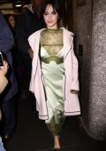Camilla Cabello spotted at the NBC Studios in New York City