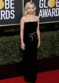 Dove Cameron attends the 75th Annual Golden Globe Awards in Beverly Hills, Los Angeles