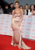 Ferne McCann attends National Television Awards at The O2 Arena in London