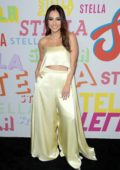 Francia Raisa attends Stella McCartney's Autumn 2018 Collection Launch in Los Angeles
