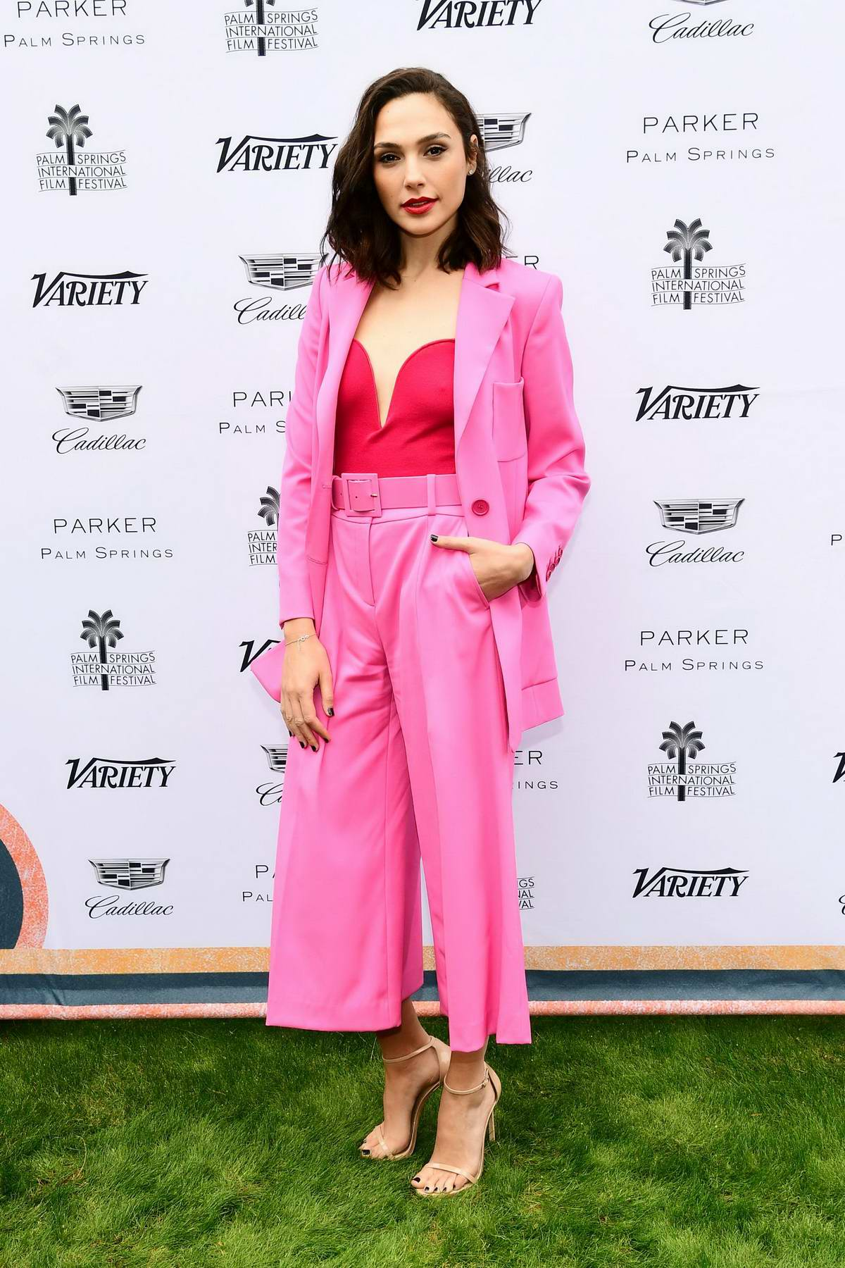 Gal Gadot at Variety's Creative Impact Awards in Palm Springs, California