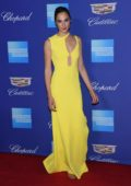 Gal Gadot attends the 29th Palm Springs International Film Festival Awards Gala in Palm Springs, California