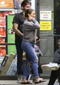 Hilary Duff and Matthew Koma out for some shopping in Los Angeles