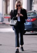 Jennifer Lawrence spotted out running errands in Westwood, California